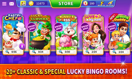 Bingo: Lucky Bingo Games Free to Play at Home 1.7.2 screenshots 23