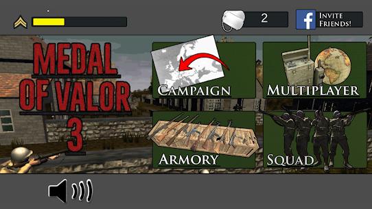 Medal Of Valor 3 Mod Apk 9 (Unlimited Medals) 6