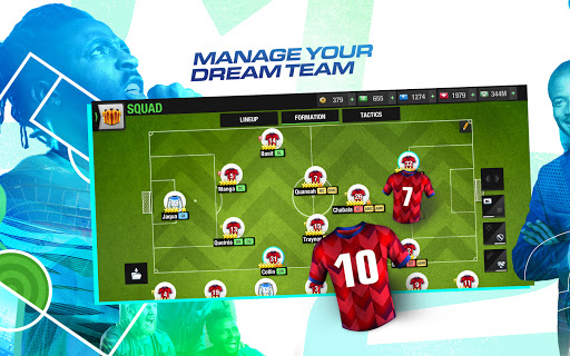 Top Eleven 2021: Be a Soccer Manager android2mod screenshots 9