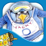 App Icon for Tacky and the Winter Games App in United Arab Emirates Google Play Store