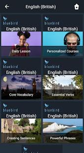 Learn British English. Speak British English.