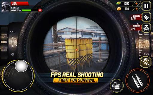 Call of Enemy Battle Screenshot 2