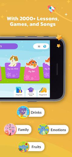 Learn English for Kids by Galaxy Kids screenshots 3