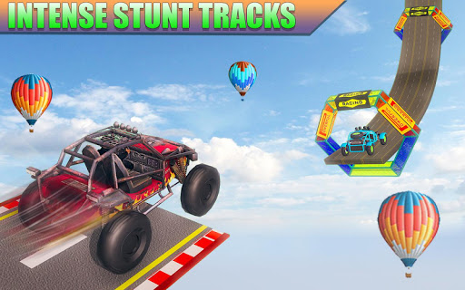 Superhero Buggy GT Mega Ramp Stunts Free 1.1 Screenshots 9