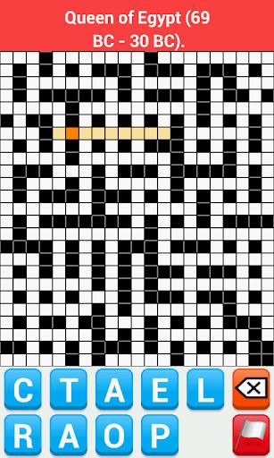 Crossword Puzzle Free apkpoly screenshots 6