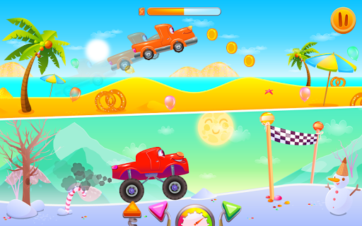 Funny Racing Cars  screenshots 11