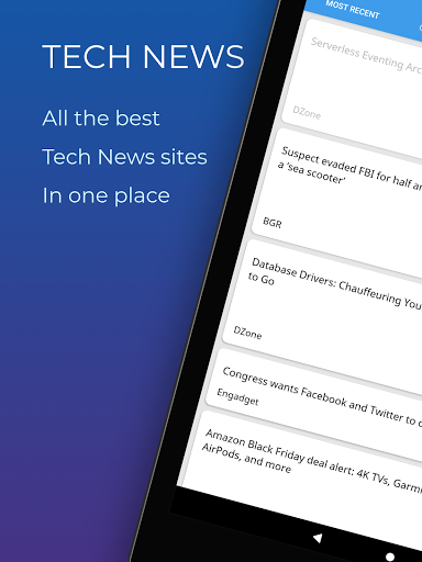 Tech News 1.9.3 Screenshots 7