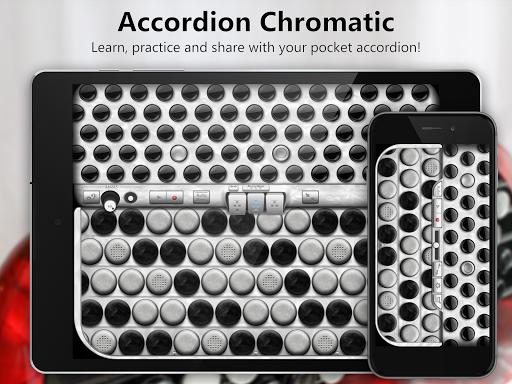 Accordion Chromatic Button 2.4 screenshots 1