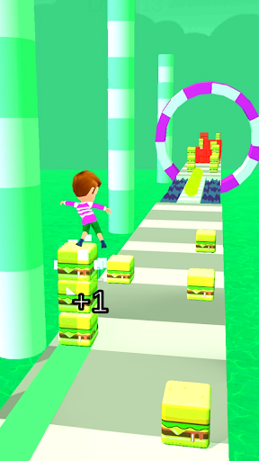Cube Tower Stack 3D screenshots 17