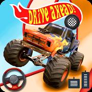 Drive Ahead: Top Monster Truck Stunts racing mtd