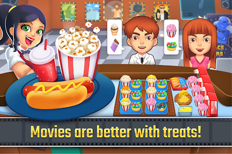 my cine treats shop - your own movie snacks place hack