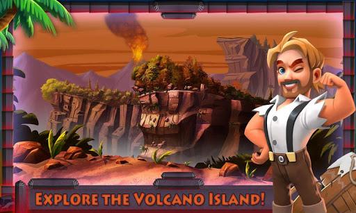 Volcano Island: Tropic Paradise 1.4.0 screenshots 17
