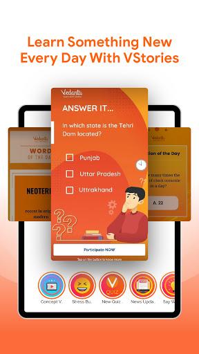 Vedantu: LIVE Learning App | Class 1-12, JEE, NEET apktram screenshots 11