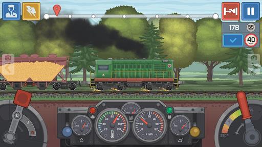 Train Simulator - 2D Railroad Game 0.1.81 screenshots 2