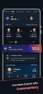 Cricket Exchange – Live Score & Analysis (MOD APK, Premium) v21.08.03 5