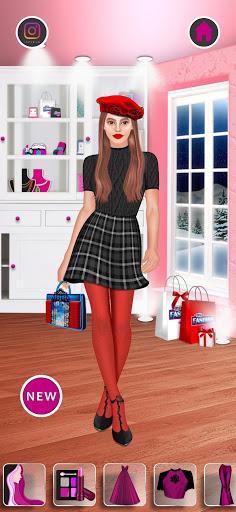 High Fashion Clique - Dress up & Makeup Game Girl 2.7 updownapk 1