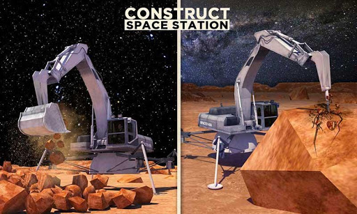Space Station Construction City Planet Mars Colony  screenshots 5