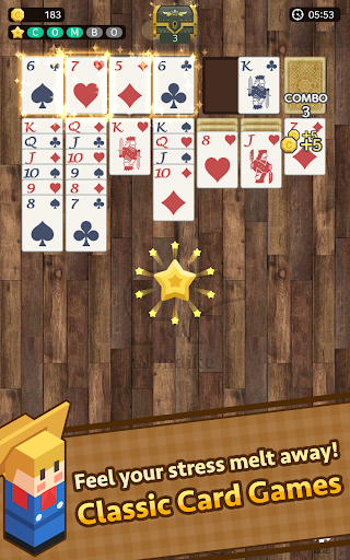 Solitaire Farm Village - Solitaire Collection 1.8.0 screenshots 2