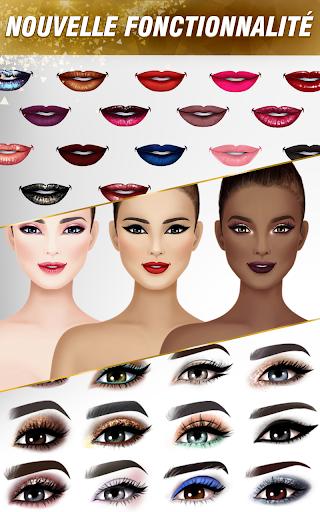 Code Triche Styliste mode internationale: Model Design Studio (Astuce) APK MOD screenshots 5