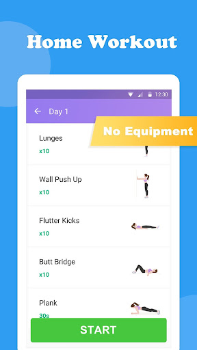 Foto do Female Workout - Lose weight in 30 days
