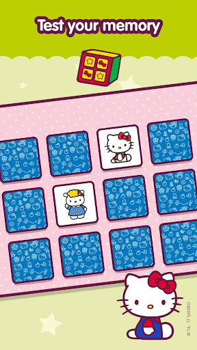 Hello Kitty u2013 Activity book for kids  screenshots 2