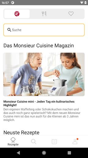 Monsieur Cuisine 2.0.2 Screenshots 1