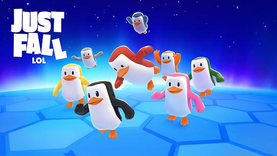 JustFall.LOL – Multiplayer Online Game of Penguins Mod Apk 1.150 1