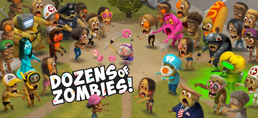 Kids vs Zombies: Brawl for Donuts  screenshots 8