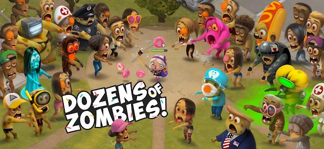 Kids vs Zombies: Brawl for Donuts 8