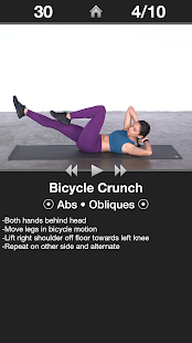 Daily Ab Workout - Core & Abs Fitness Exercises