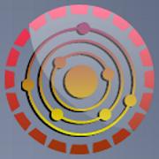 Astronomy Clock  Icon