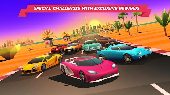 Horizon Chase - Thrilling Arcade Racing Game Mod Apk