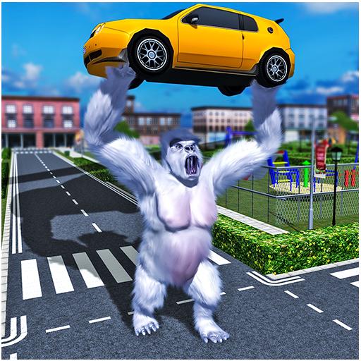 Baixar Gorilla Rampage: Angry Kong City Attack para Android