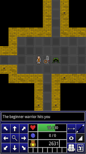 DDDDD - The rogue dungeon crawler Screenshot