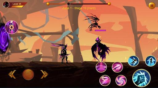 Shadow fighter 2: Shadow & ninja fighting games 1.18.1 screenshots 2