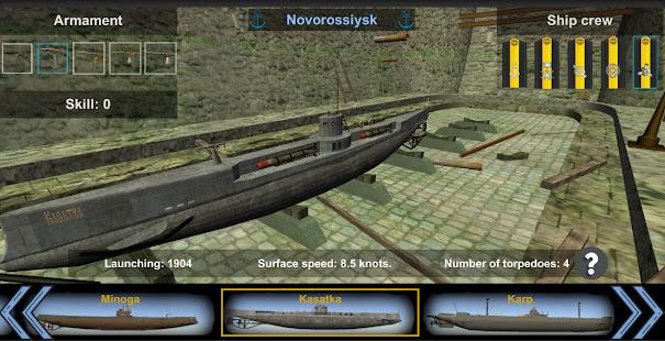 Black Sea Hunter [v1.23] APK Mod for Android logo