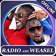 Radio and Weasel songs offline