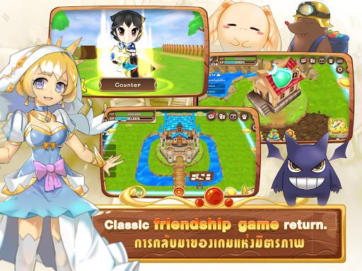 Pakapow : Friendship Never End 1.61 screenshots 2