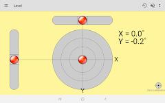 screenshot of Smart Level