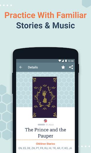 Beelinguapp: Learn Languages Music & Audiobooks modavailable screenshots 6