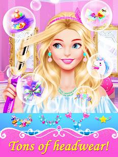 Girl Games: Hair Salon Makeup Dress Up Stylist 1.5 Screenshots 5