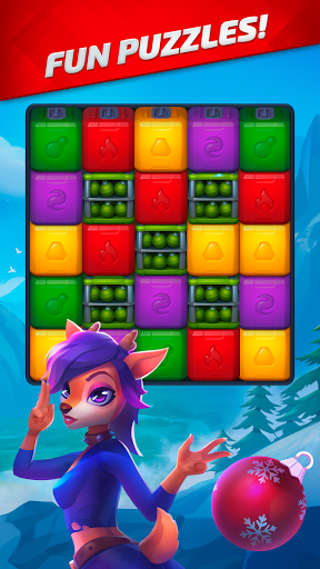 Rumble Blast u2013 3 in a row games & puzzle adventure 1.7 screenshots 3