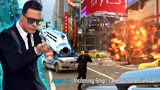 MIB: Galaxy Defenders Free 3D Alien Gun Shooter 500062 Screenshots 1