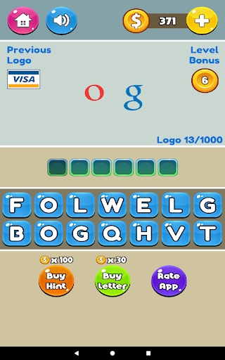 Logo Quiz - Fun Quizzes  screenshots 9