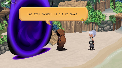 KINGDOM HEARTS Uu03c7 Dark Road  screenshots 1