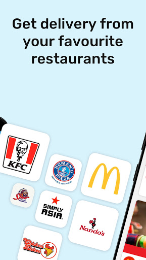 Mr D Food - delivery & takeaway 4.10.3 Screenshots 2