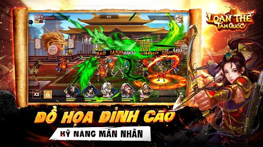 Lou1ea1n Thu1ebf Tam Quu1ed1c - Cu00f4ng Thu00e0nh SLG 1.8 screenshots 5