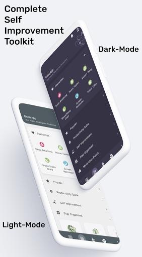 Download APK: Good App, Self Improvement & Personal Growth app v4.0.5 [Pro]