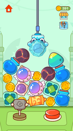 Dinosaur Claw Machine - Games for kids android2mod screenshots 23