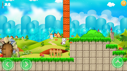 Super Cat World 2 HD - Syobon Action 1.0 screenshots 1